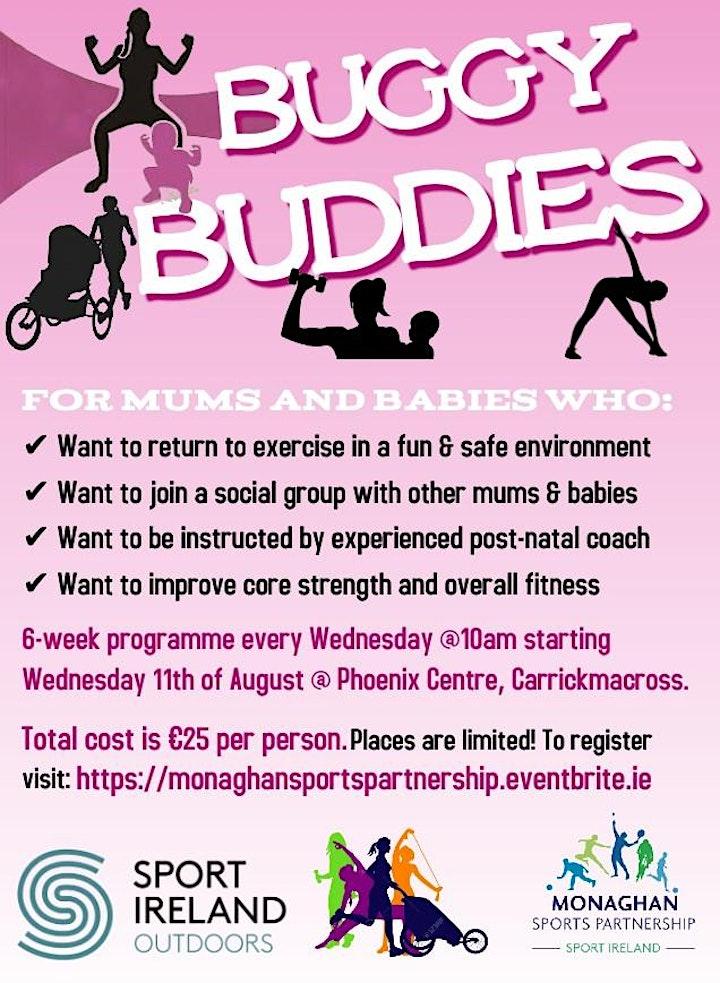 Buggy Buddies Mother & Baby Exercise Programme @ Phoenix Centre, C'macross image