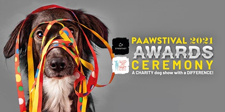 'Mini PAAWstival' hosting the PAAWstival 2021 Awards Ceremony tickets
