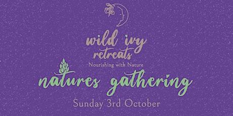 Wild Ivy Retreats - Natures Gathering Day Retreat tickets