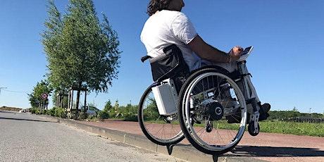Les technologies au service des personnes à mobilité réduite. billets