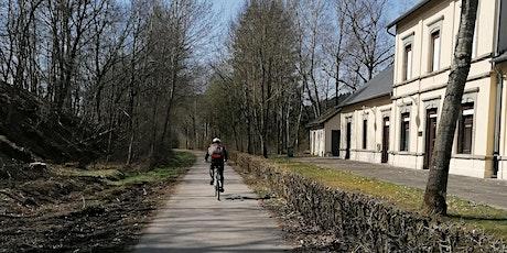 Bike tour between Wiltz and Bastogne billets