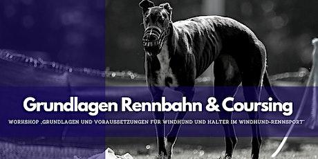 """Workshop """"Grundlagen und Voraussetzungen im Windhund-Rennsport"""" Tickets"""