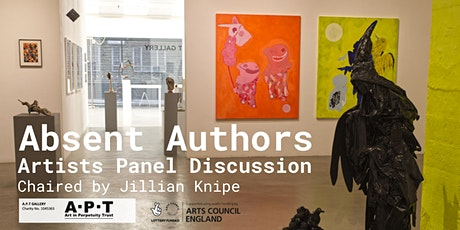 Absent Authors - Artist Panel Discussion with Jillian Knipe tickets