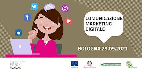 2021 OPEN DAY BOLOGNA - Comunicazione e Marketing Digitale biglietti
