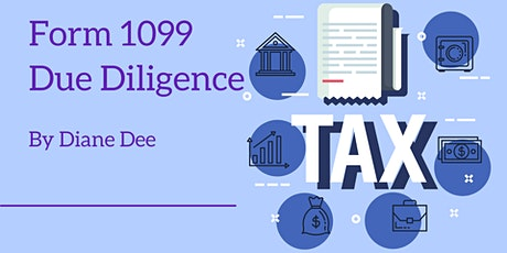 Form 1099 Due Diligence tickets