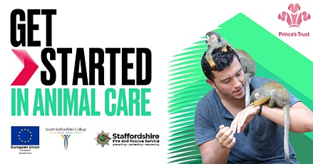 Get Started in Animal Care- Staffordshire tickets