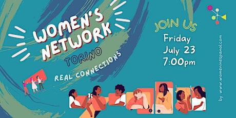 Women's Network - Real Connection for Entrepreneurs and freelancer (Torino) biglietti