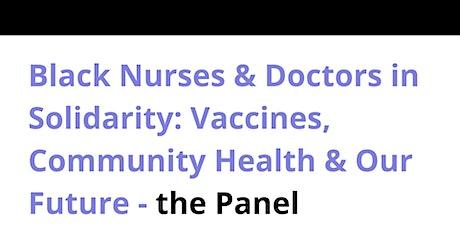 Black Nurses & Doctors in Solidarity entradas