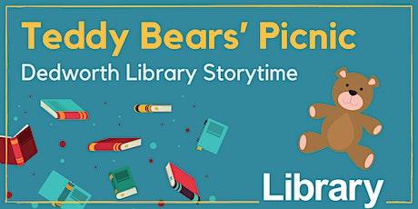 Teddy Bears' Picnic tickets