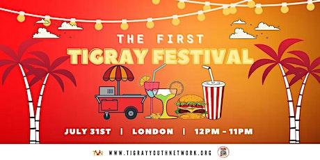 Tigray Festival tickets