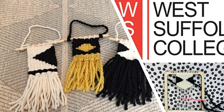 Introduction to Weaving Workshop  - The Basics tickets