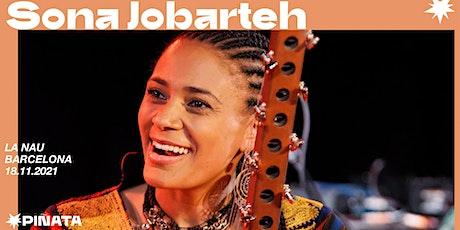 Sona Jobarteh en Barcelona Tickets