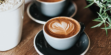 Coffee, Connection, Oracle Cards + Essential Oils tickets