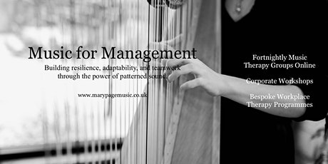 Music for Management: Finding Your Creative Safe Space biglietti