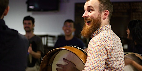How to play the Irish Bodhrán at the Putney Festival tickets