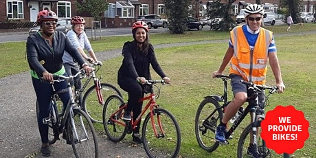 Adult Cycle Training - Beginner / Learn To Ride - Potternewton Park tickets