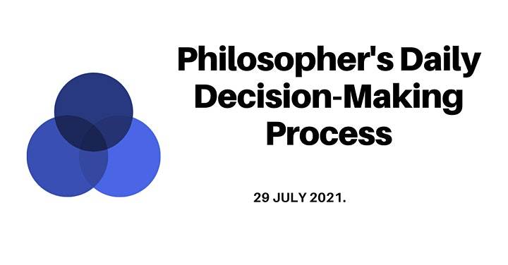 Philosophy Night: An Amateur Philosopher's Daily Decision-Making Process image