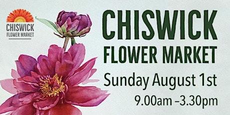 Chiswick Flower Market tickets
