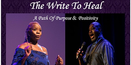 The Write To Heal With Dr. Rosenna  Bakari & Mike Guinn -MSW tickets