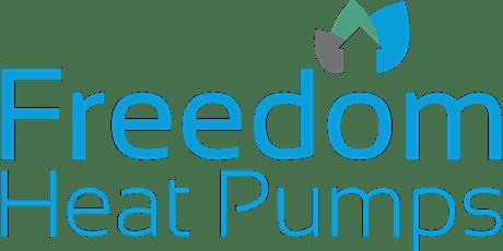 Freedom Heat pumps training tickets