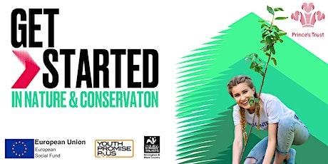 Get Started in Nature & Conservation- Birmingham tickets