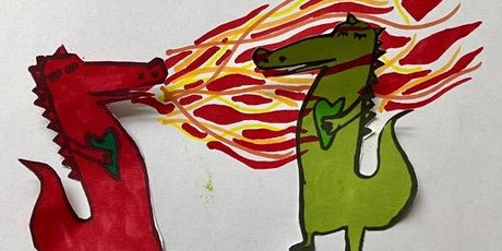 Volcano Rage. - How to manage anger with the Dragons. tickets