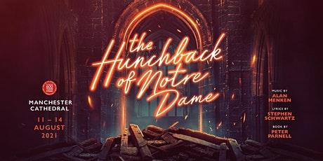 The National Youth Music Theatre Production of The Hunchback of Notre Dame tickets