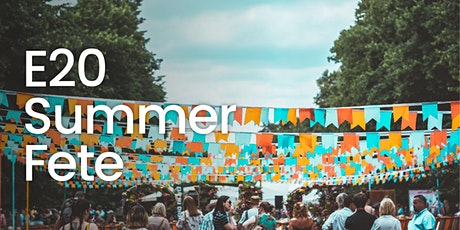 E20 Summer Fete  with Toploader! tickets