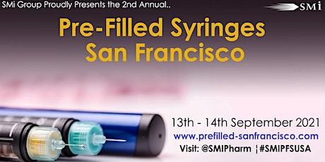 Pre-filled Syringes San Francisco 2021 tickets