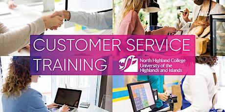 Customer Service - Thurso 6th October tickets