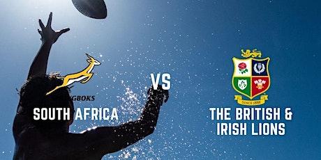 Lions Tour at LSC - Springboks v British & Irish Lions - 2nd Test tickets