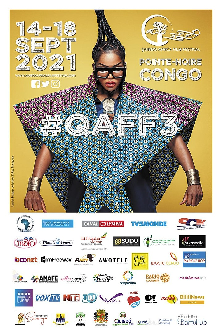 Image pour Quibdó África Film Festival 2021