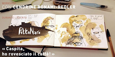 Workshop: Caspita, ho rovesciato il caffè! con Cendrine Bonami-Redler biglietti