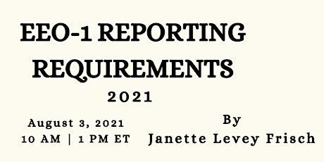 2021 EEO-1 Reporting Requirements billets