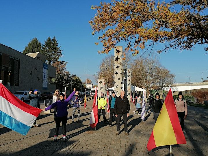 Walking Tour between Schengen  Strombierg image