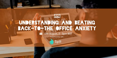 Understanding and beating back-to-the office anxiety billets