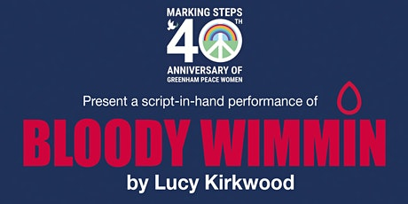 Bloody Wimmin - script in hand performance tickets