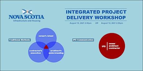 Integrated Project Delivery Workshop biglietti