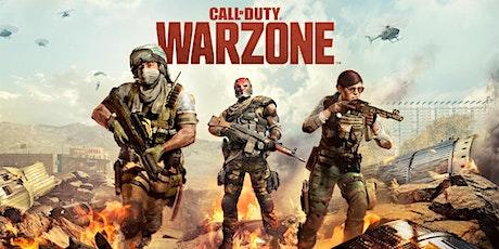 Va Warzone Tournament tickets