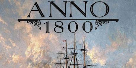 Heavy Mondays - ANNO 1800 tickets