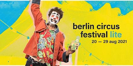 Berlin Circus Festival - Lite Edition Tickets