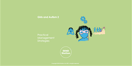 Autism and Girls 2 - Practical Management Strategies tickets