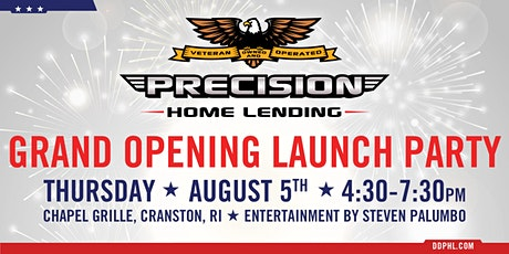 Precision Home Lending Launch Party tickets