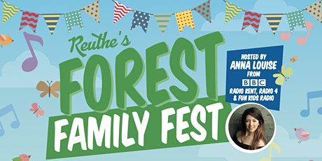 Forest Family Fest tickets