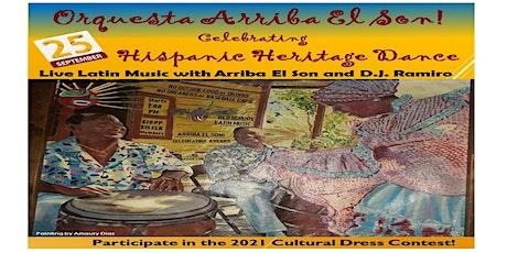 Baile Celebrando el Mesde Hispanidad - Hispanic Heritage Dance  - Orlando tickets