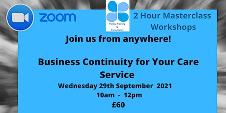 Business Continuity for Your Residential Service tickets