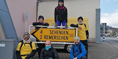 Hike Remerschen and Schengen billets