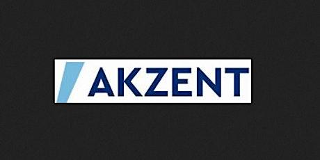 Jobdating: Die Akzent Mitte GmbH erwartet Sie! Tickets