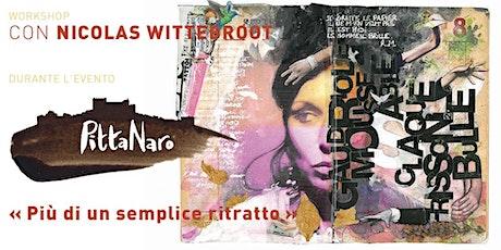 workshop: Più di un semplice ritratto con Nicolas Wittebroot biglietti