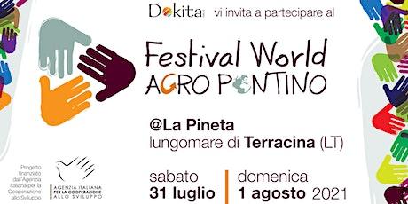 Festival World AgroPontino2021 tickets